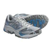 Vasque Transistor FS Trail Running Shoes (For Women) in Glacier Grey/Diva Blue - Closeouts