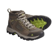 Vasque Vector Hiking Boots - Waterproof (For Women) in Bungee Cord/Chartreuse - Closeouts