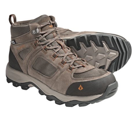 Vasque Vector UltraDry Hiking Boots - Waterproof (For Men) in Bungee Cord/Russet