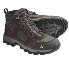 Vasque Vector UltraDry Hiking Boots - Waterproof (For Men) in Turkish Coffee/Rosin - Closeouts