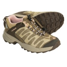 Vasque Velocity II VST Trail Running Shoes (For Kids) in Chocolate Chip/English Rose - Closeouts