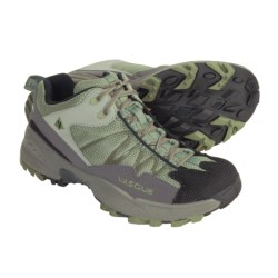 Vasque Velocity Trail Running Shoes (For Women) in Lichen/Ash