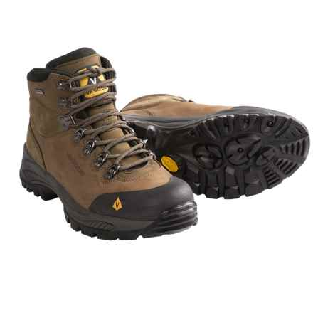 Vasque Wasatch Gore-Tex® Hiking Boots - Waterproof (For Men) in Moss Brown - Closeouts