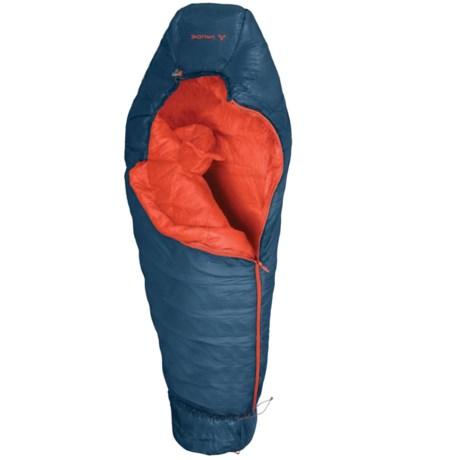 Vaude 15°F Arctic 1200 PrimaLoft® Sleeping Bag - Mummy in Deep Water