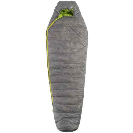Vaude 21°F Ice Peak 1000 Down Sleeping Bag - Mummy, 650 Fill Power in Deep Water - Closeouts