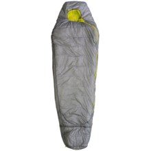 Vaude 23°F Arctic 800 Sleeping Bag - PrimaLoft®, Mummy in Pebbles - Closeouts