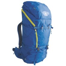 Vaude Astra Light 60 Backpack - Internal Frame in Blue - Closeouts