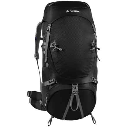 Vaude Astrum 70+10 Backpack - Internal Frame in Black - Closeouts