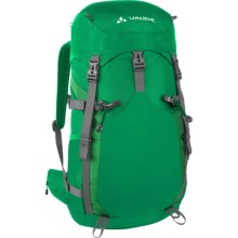 Vaude Brenta 25 Backpack - Internal Frame in Grasshopper - Closeouts
