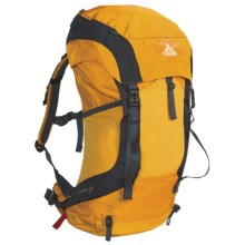 Vaude Brenta 26 Backpack - Internal Frame in Saffron - Closeouts