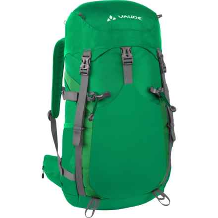 Vaude Brenta 30 Backpack - Internal Frame in Grasshopper - Closeouts