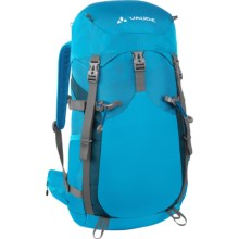 Vaude Brenta 30 Backpack - Internal Frame in Teal Blue - Closeouts