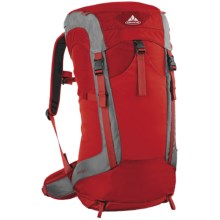 Vaude Brenta 34 Backpack - Internal Frame in Red - Closeouts