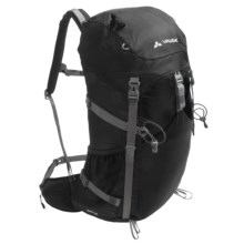 Vaude Brenta 35 Backpack - Internal Frame in Black - Closeouts