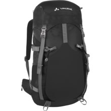 Vaude Brenta 40 Backpack - Internal Frame in Black - Closeouts