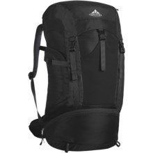 Vaude Brenta 42 Backpack - Internal Frame in Black - Closeouts