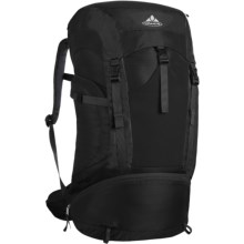 Vaude Brenta 50 Backpack - Internal Frame in Black - Closeouts