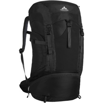Vaude Brenta 50 Backpack - Internal Frame in Black