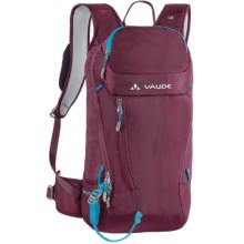 Vaude Flaine 15 Backpack in Purple - Closeouts