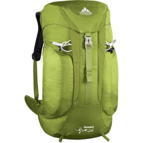 Vaude Gomera 26 Backpack (For Women) in Green Pepper