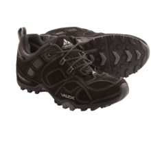 Vaude Grounder Ceplex Low Hiking Shoes - Waterproof (For Women) in Black - Closeouts
