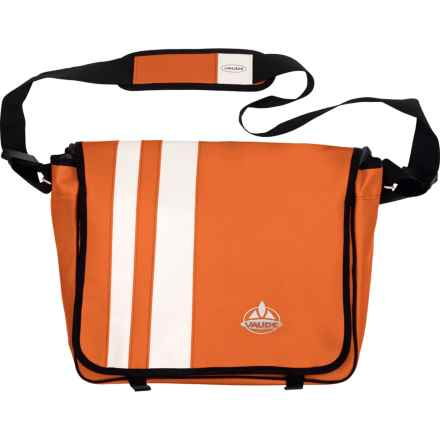 Vaude Gustav Messenger Bag in Orange - Closeouts