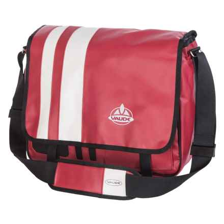 Vaude Gustav Messenger Bag in Red - Closeouts