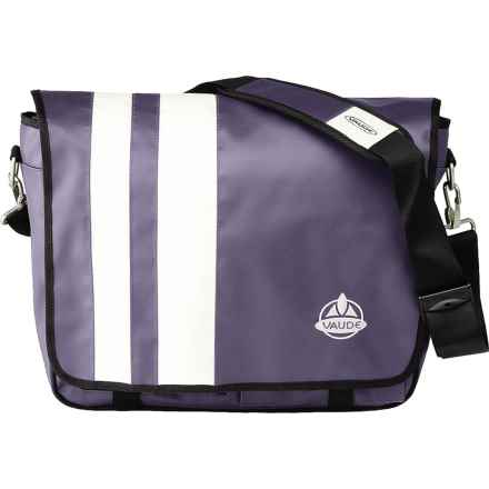 Vaude Gustav Messenger Bag in Violet - Closeouts