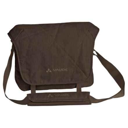 Vaude HaPET Messenger Bag in Coffee - Closeouts