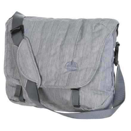 Vaude HaPET Messenger Bag in Grey - Closeouts