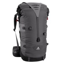 Vaude Hard Rock Backpack - 32+15 in Black - Closeouts