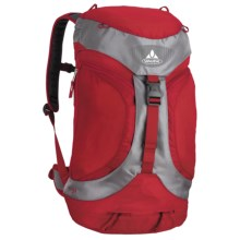 Vaude Jura 24 Backpack - Internal Frame in Red - Closeouts