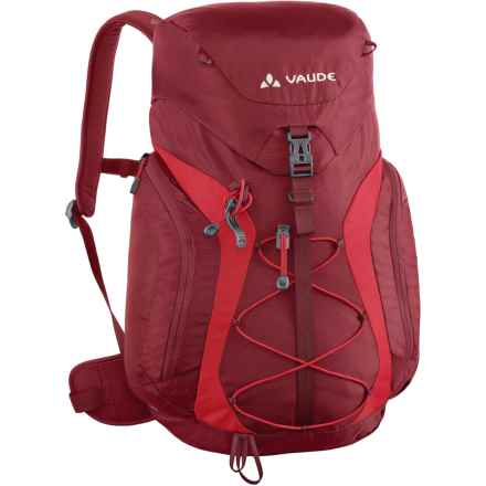 Vaude Jura 24 Backpack - Internal Frame in Salsa - Closeouts