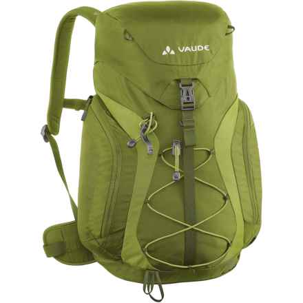 Vaude Jura 32 Backpack - Internal Frame in Holly Green - Closeouts