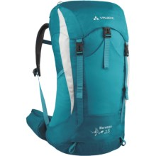Vaude Maremma 28 Backpack - Internal Frame (For Women) in Lagoon - Closeouts
