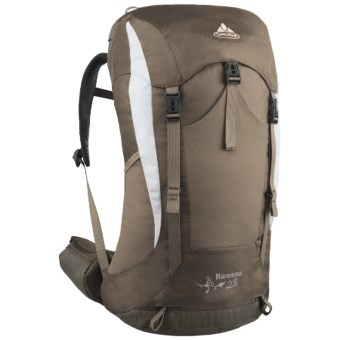 Vaude Maremma 28 Backpack - Internal Frame (For Women) in Light Brown