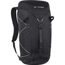 Vaude Minimalist 15L Backpack in Black - Closeouts