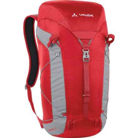 Vaude Minimalist 15L Backpack in Red - Closeouts