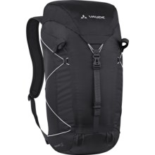 Vaude Minimalist 25L Backpack in Black - Closeouts