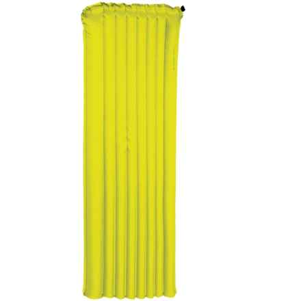 "Vaude Norrsken PrimaLoft® Sleeping Pad - 72x20x2.2"" in Lemon - Closeouts"