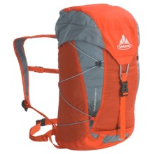 Vaude Rock Ultralight 15 Backpack - Internal Frame in Orange - Closeouts