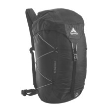 Vaude Rock Ultralight 25 Backpack - Internal Frame in Black - Closeouts