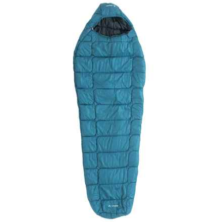 Vaude Sioux 1000 -15° Sleeping Bag - Mummy in Baltic Sea - Closeouts