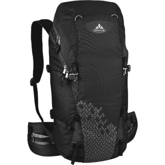 Vaude Splock 38 Backpack - Internal Frame in Black