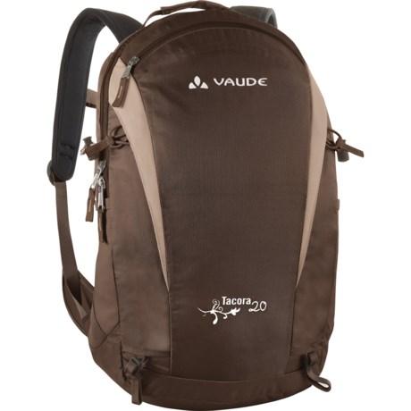 Vaude Tacora 20 Backpack (For Women) in Bison