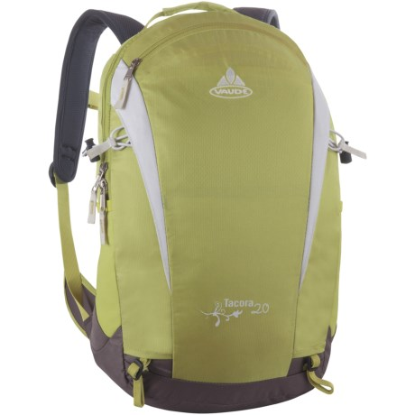 Vaude Tacora 20 Backpack (For Women) in Lindengreen