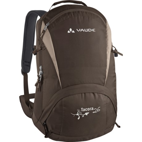Vaude Tacora 26 Backpack (For Women) in Bison