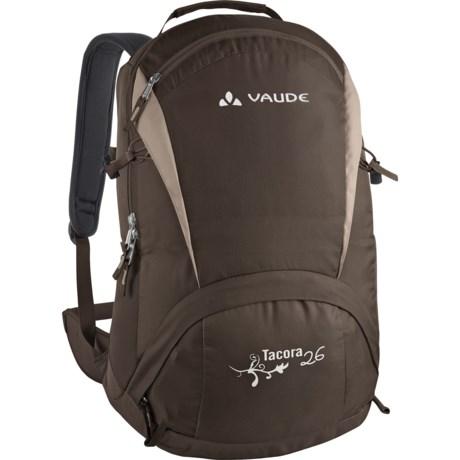 Vaude Tacora 26 Backpack (For Women) in Bison