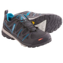 Vaude Tereo Sympatex Trail Running Shoes - Waterproof (For Women) in Teal Blue - Closeouts