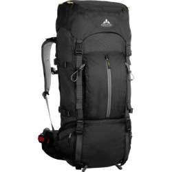 Vaude Terkum II 55+10 Backpack - Internal Frame in Black